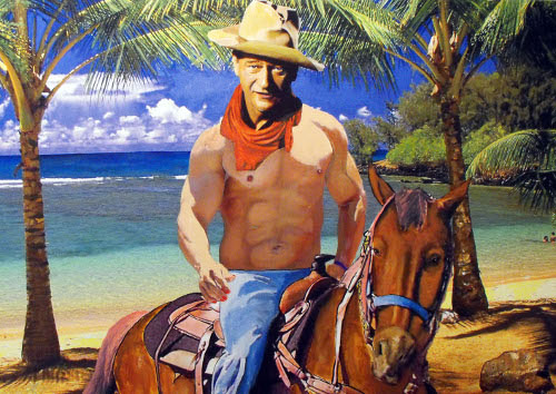 John Wayne is Gay