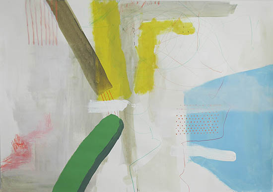 Painting 18 by Jay and Delphine Rechsteiner