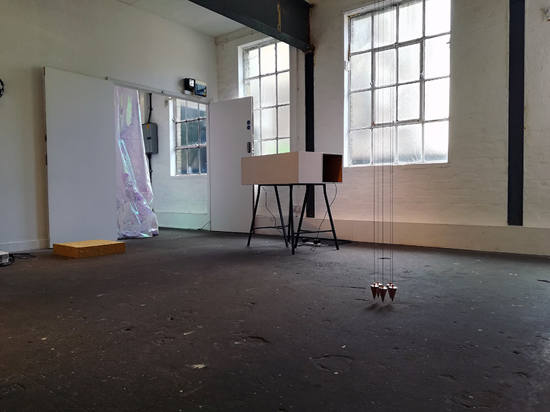 Crate Space in Margate, Chiara Williams Contemporary Art